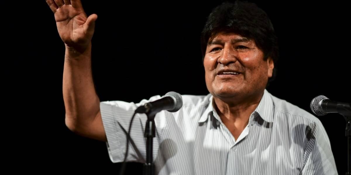 Bolivia activa orden contra Evo Morales para evitar que viaje a Chile
