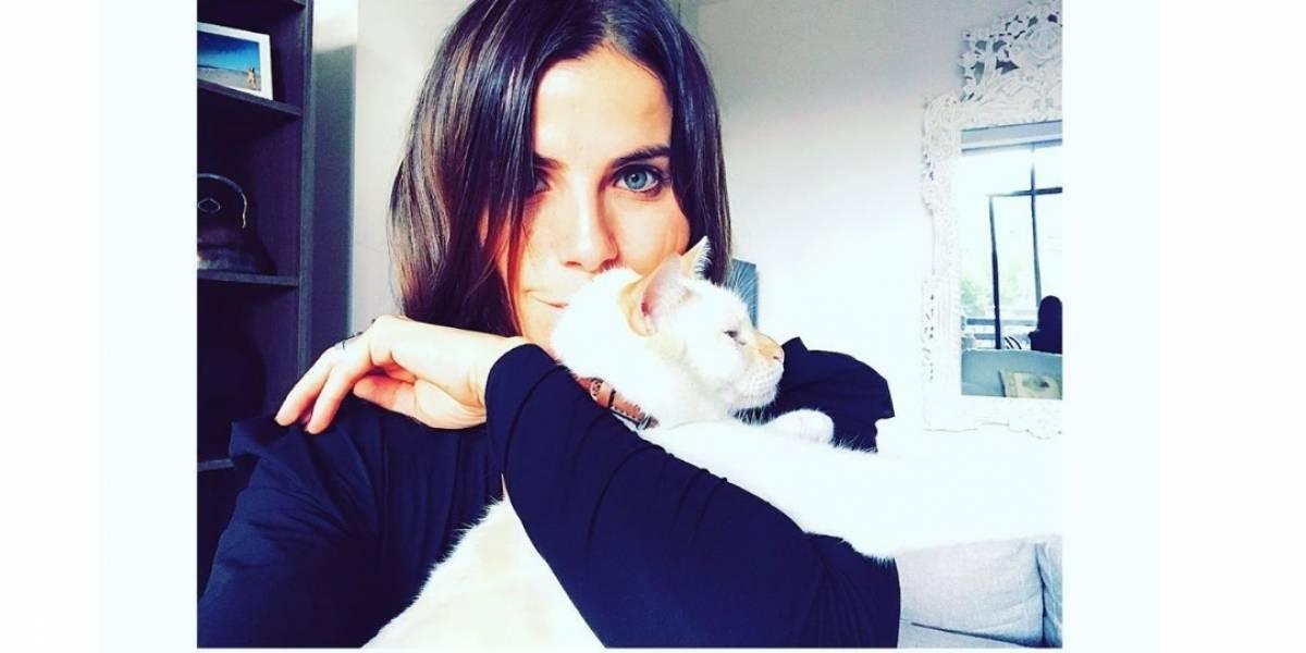 María Fernanda Yepes se mostró sin maquillaje y enamoró a sus fanáticos