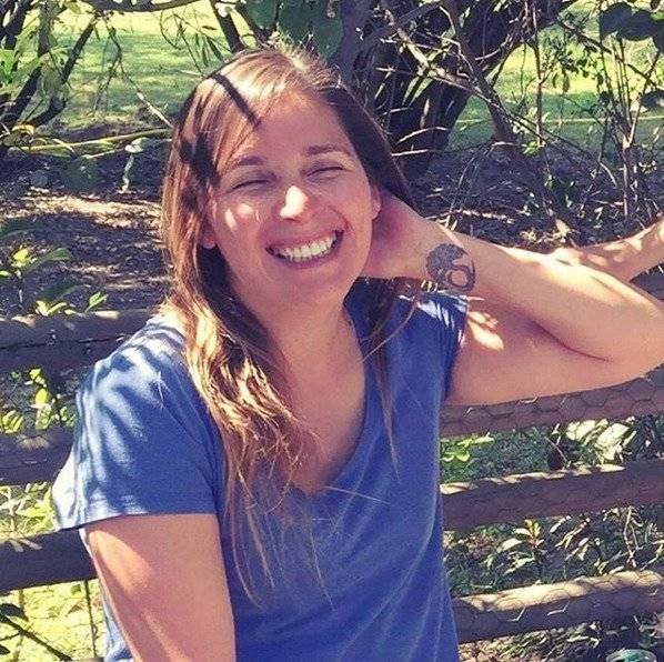 Bárbara Larenas, guionista de Amar a Morir