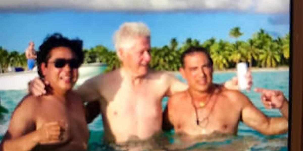 """Clinton """" le da una mano"""" a RD con el Sector Turístico"""