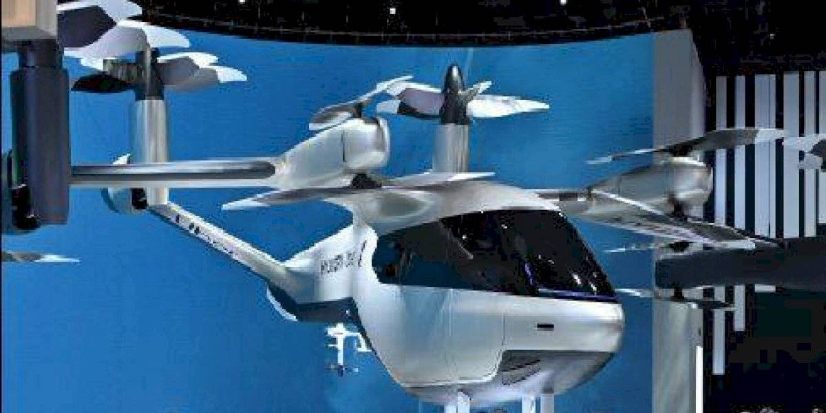 CES 2020: Autos voladores, el futuro de la industria automotriz