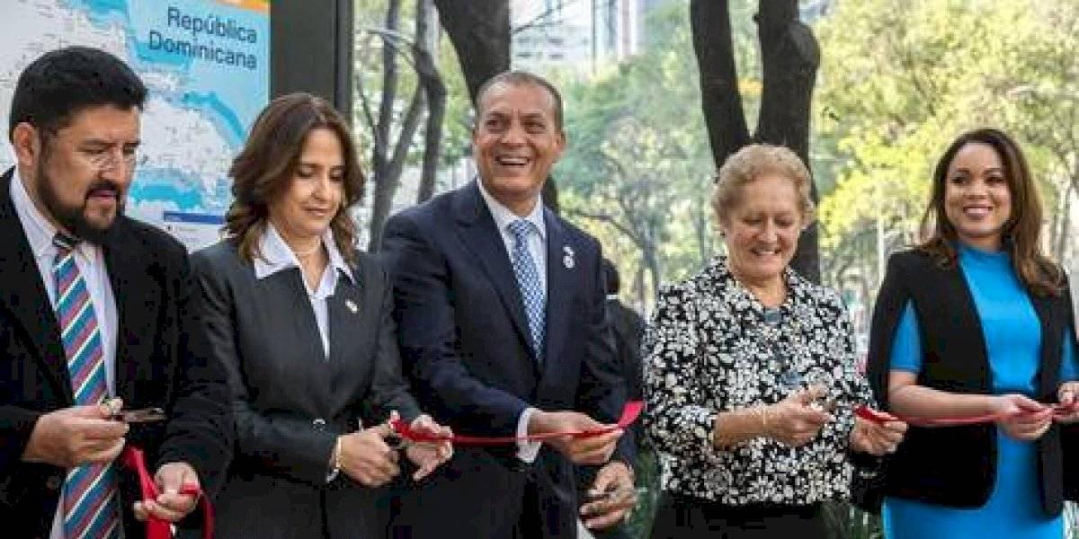 Los encantos de RD en una muestra fotográfica en Ciudad México