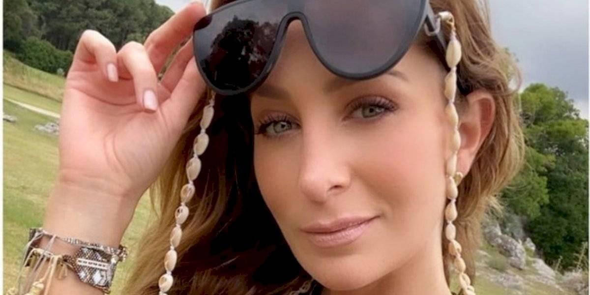 Geraldine Bazán: Esto dijo sobre los buenos deseos de Irina Baeva