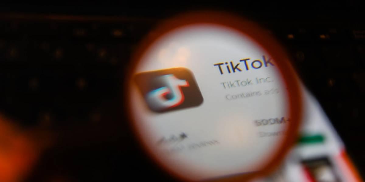 Fallo en TikTok permitió acceder a datos personales de usuarios
