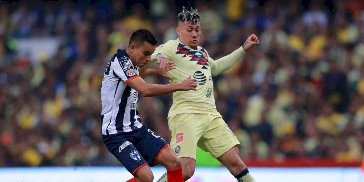 """Nicolás Castillo no para de recibir críticas en México y ahora lo califican como """"el fiasco"""" del América"""