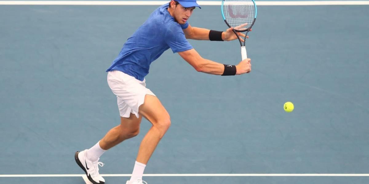 Al menos ganó en dobles: Chile se despidió con una nueva derrota ante Serbia de la ATP Cup 2020