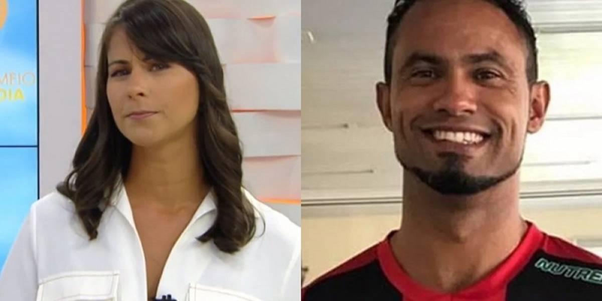 ´Podemos tolerar que o feminicida Bruno volte à posição de ídolo?´, questiona apresentadora que viralizou nas redes