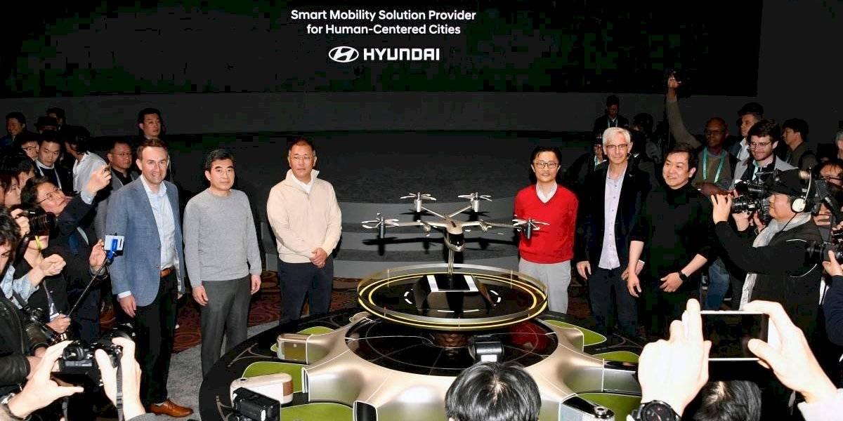Movilidad inteligente, el foco de Hyundai en CES 2020