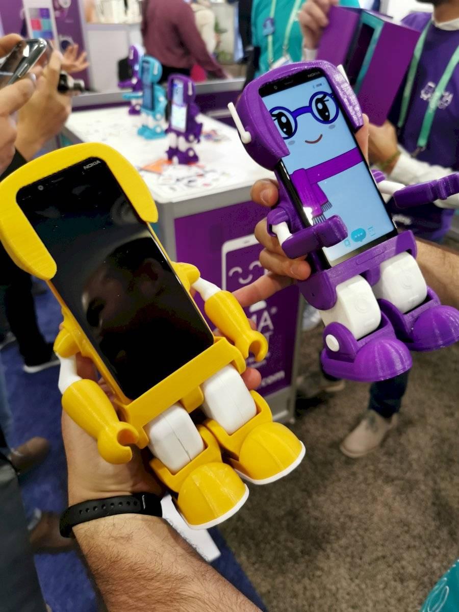 Sima robot: Conoce a los únicos chilenos presentes en #CES2020