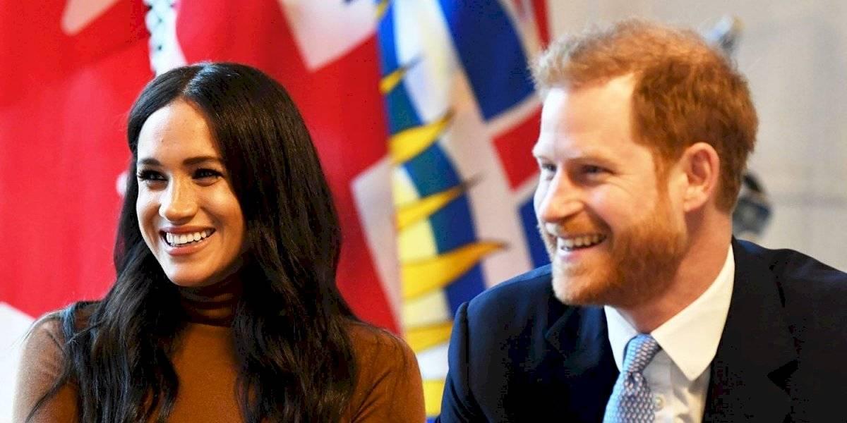 ¡Insólito! El príncipe Harry y Meghan Markle renuncian a sus labores en la Familia Real británica