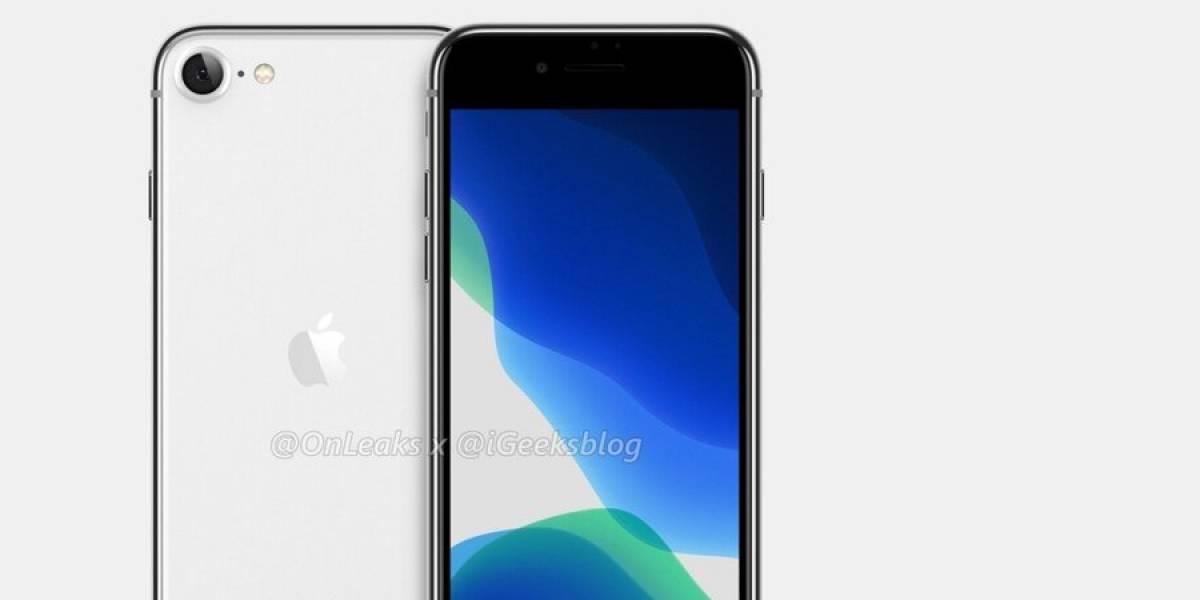 Se filtra el iPhone 9 y es una copia del iPhone 8