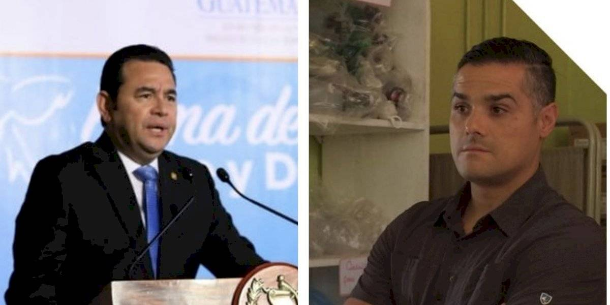 Presidente justifica nombramiento de Luis Hernández Azmitia