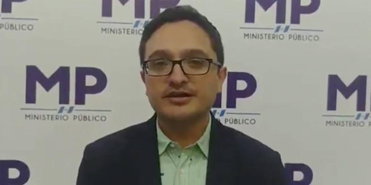 VIDEO. FECI apelará resolución de juzgado que otorgó arresto domiciliario a Sandra Torres