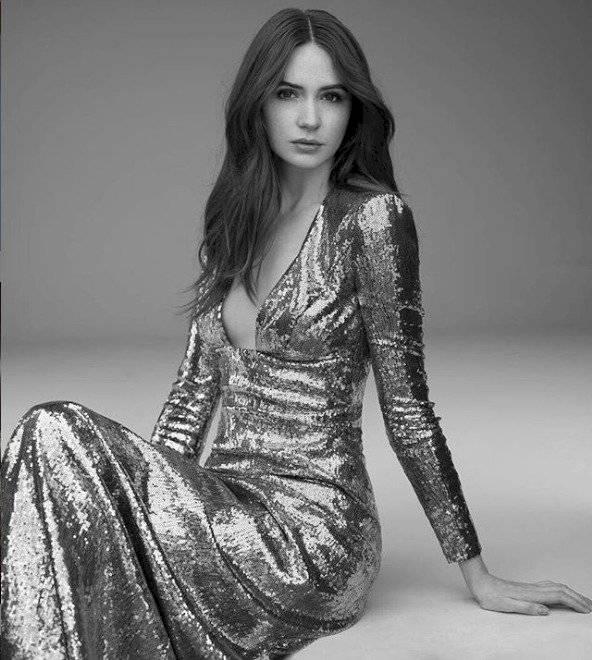Karen Gillian, modelo y actriz escocesa