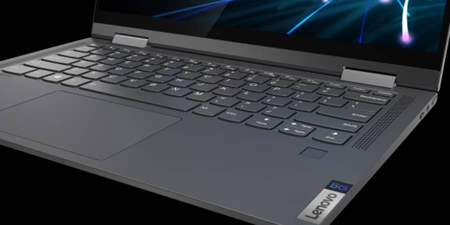 Lenovo nos vuela la cabeza con la primera laptop de pantalla plegable #CES2020