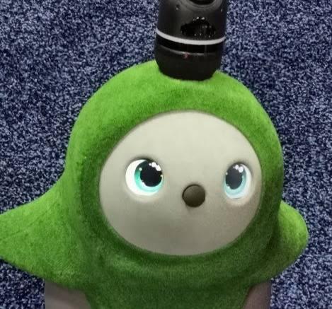 Conoce a Lobot: el robot de compañía que funciona como mascota#CES2020