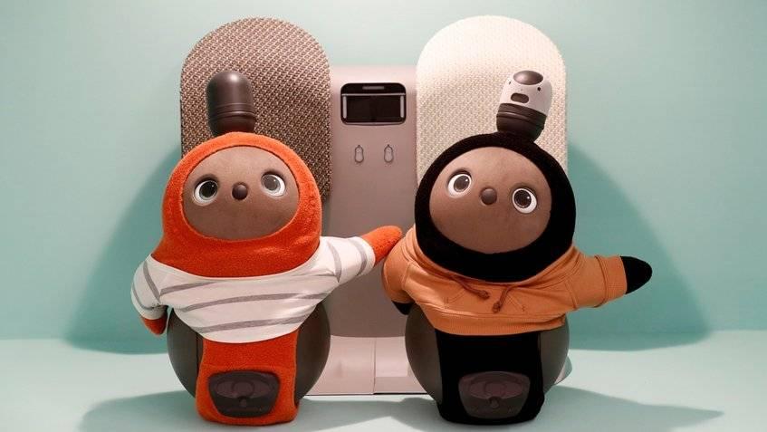 Conoce a Lobot: el robot de compañía que funciona como mascota #CES2020