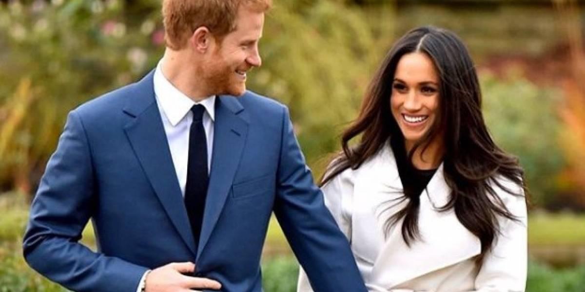 Meghan Markle y el príncipe Harry se desligan de manera oficial de la realeza