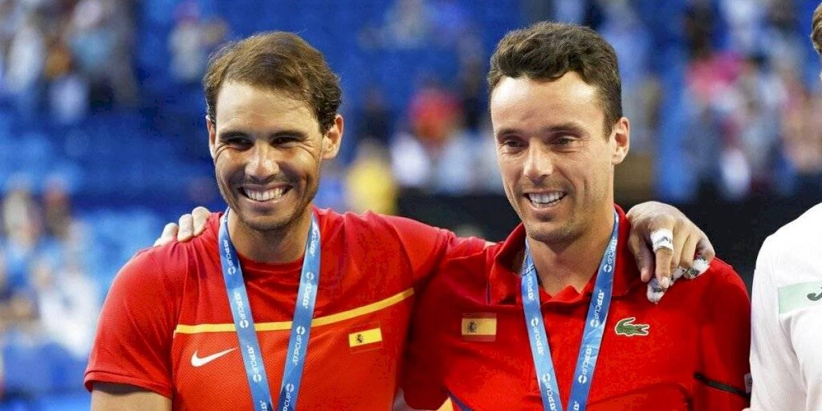 Definidos los duelos de cuartos de final de la Copa ATP
