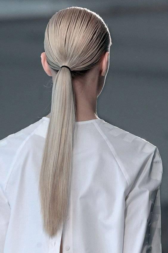 Peinados para cabello largo 2020