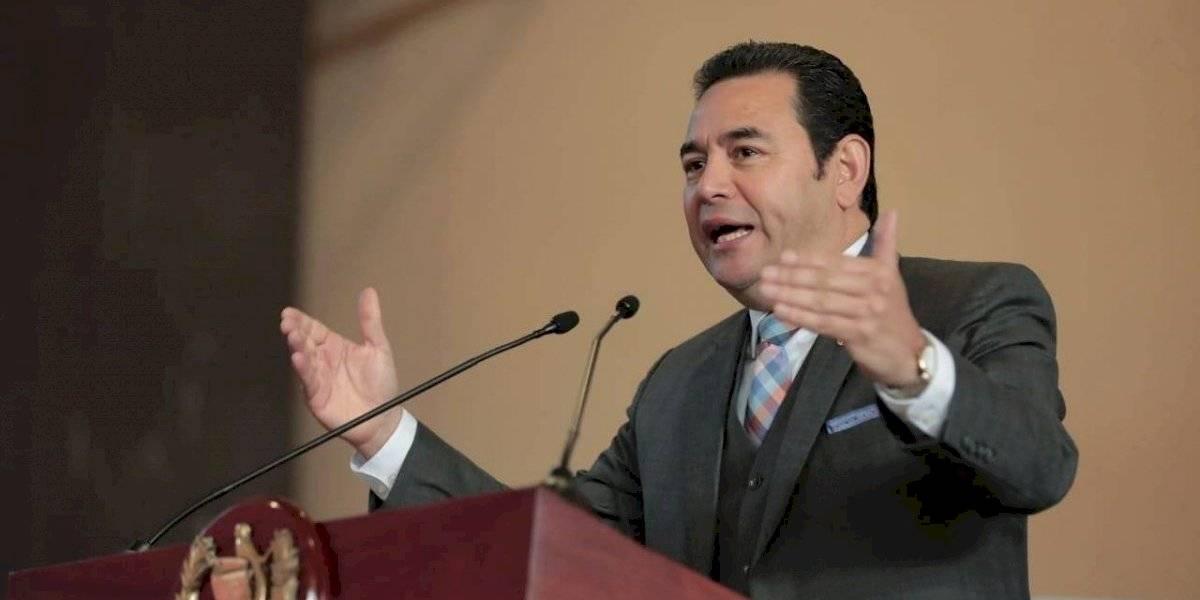 Organizaciones buscan que Morales no tome posesión en el Parlacen