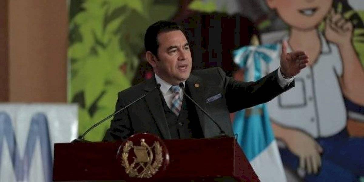 """Presidente Morales: """"A mí que me registren y me investiguen"""""""