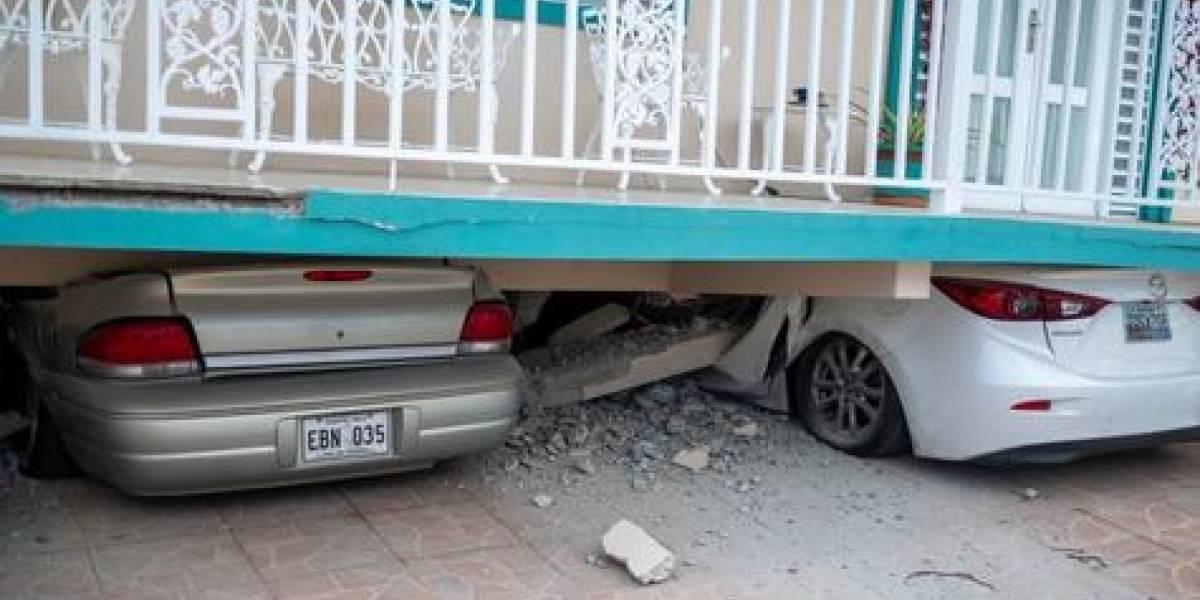 Dominicanos en PR sin novedad tras los sismos