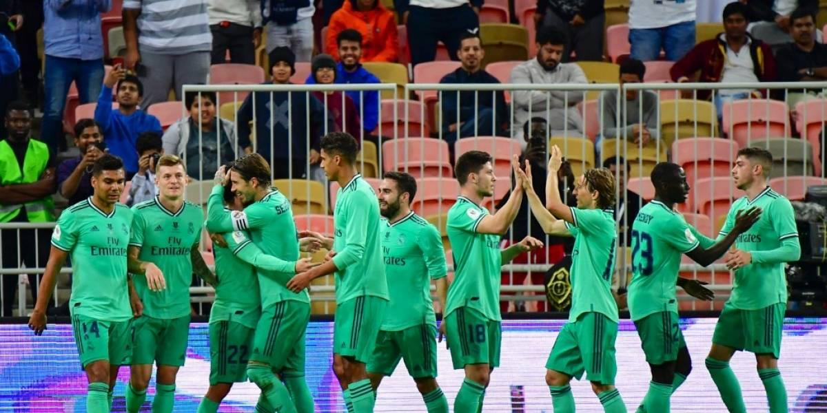 VIDEO. Genialidades de Kroos, Isco y Modric le dan la victoria al Real Madrid ante Valencia