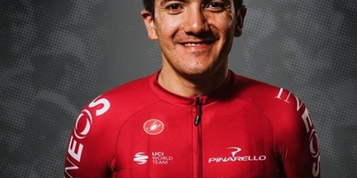 Richard Carapaz ganó la tercera etapa de la Vuelta a Polonia