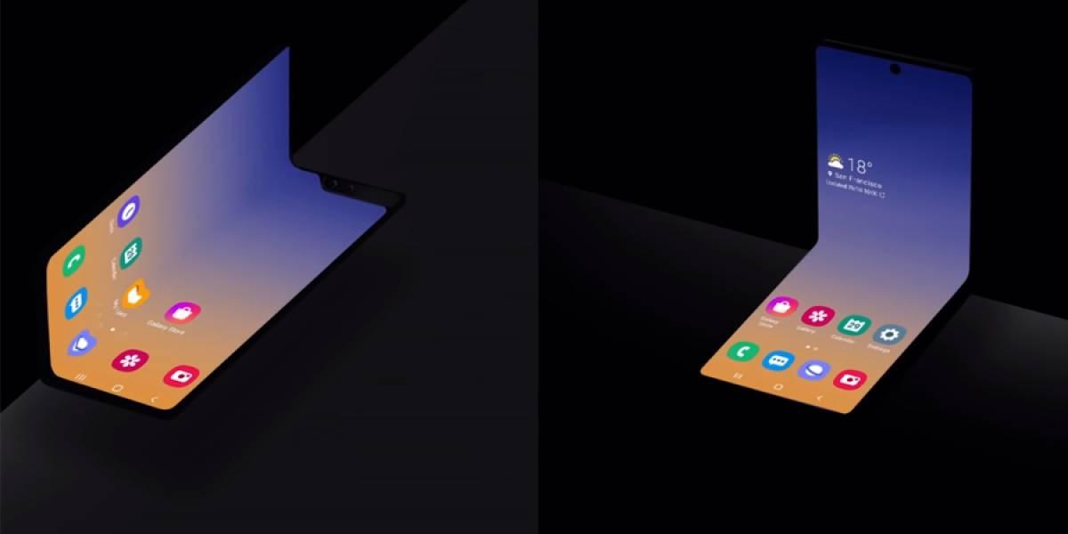 Bomba: Samsung presentaría este smartphone de pantalla plegable ultra barato