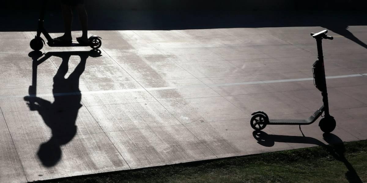 Aumentan lesiones por uso de patinetes eléctricos en EE.UU.