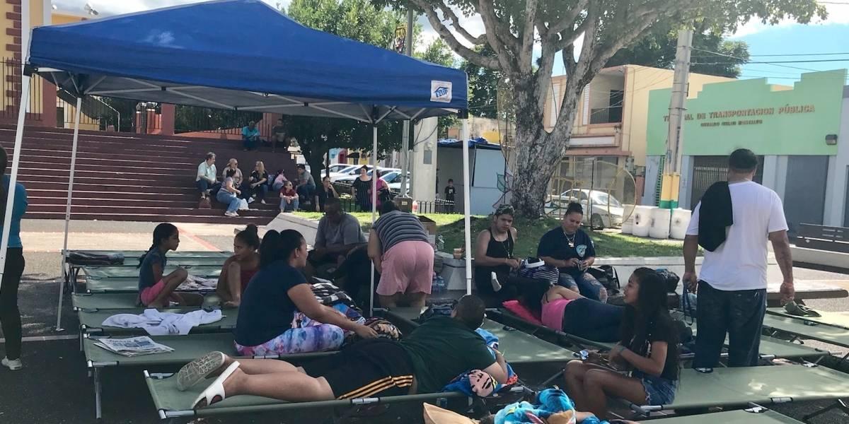 Llegan más refugiados a Sabana Grande por temor a réplicas del terremoto