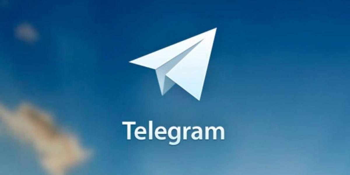 Telegram se actualiza para poder competir contra WhatsApp