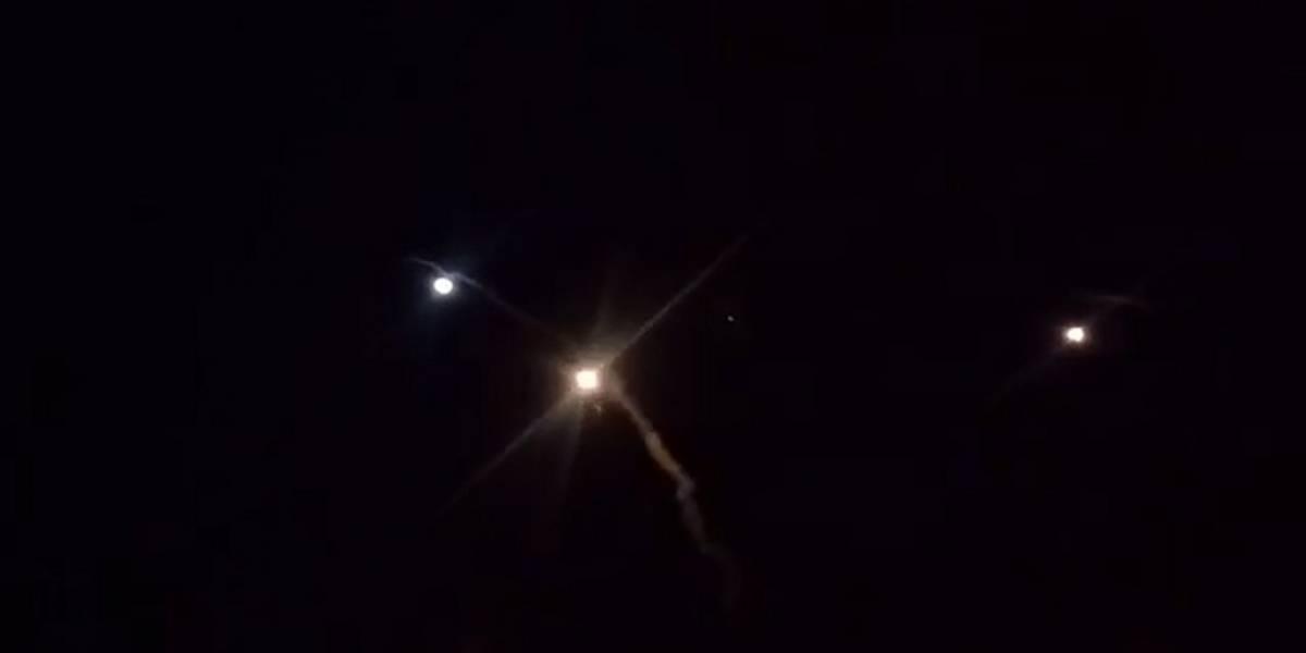VIDEO. Tras ataque iraní, otros dos cohetes caen en Zona Verde de Bagdad