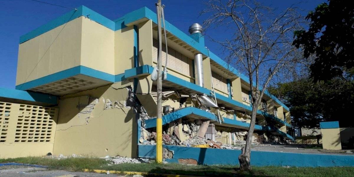 No avanza la reparación de escuelas en el sur