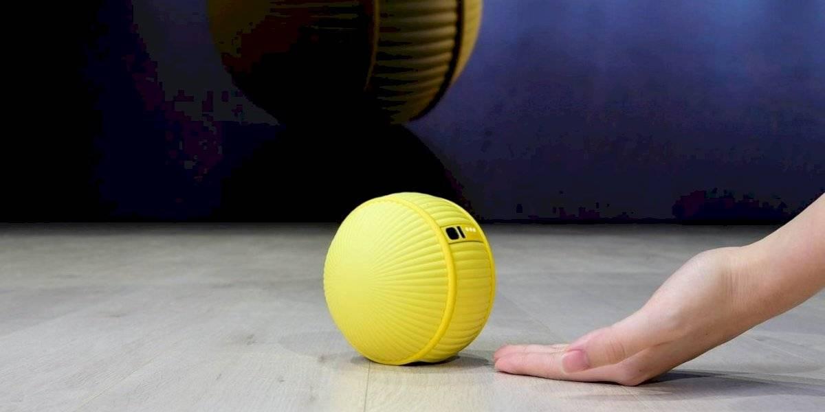 Conoce a Ballie: El nuevo robot y compañero de vida personal
