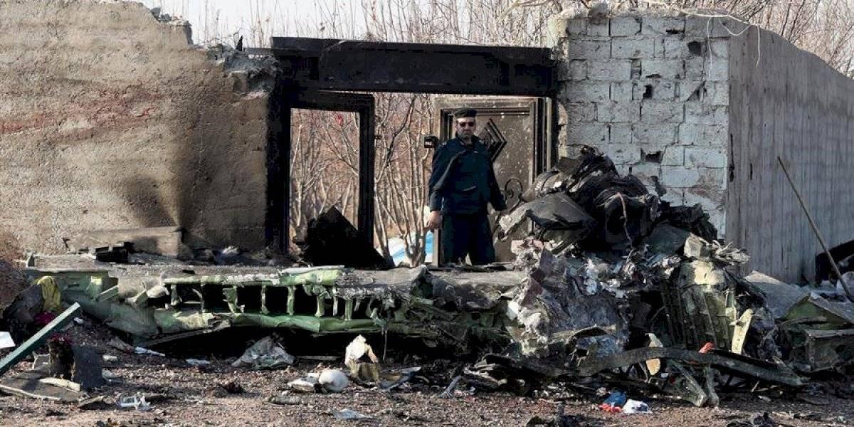 Avión ucraniano fue derribado por el ejército iraní