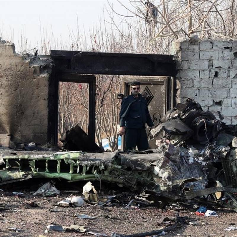 Irán reconoce que disparó misil que derribó avión de pasajeros ucraniano