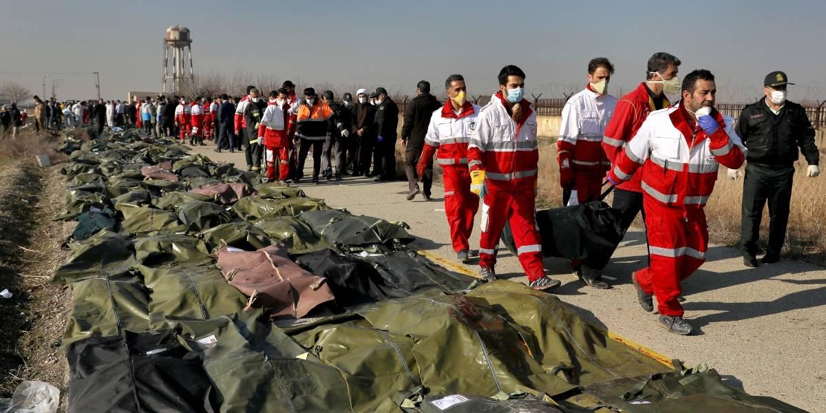 Inteligencia de EEUU cree que avión ucraniano fue derribado accidentalmente por Irán