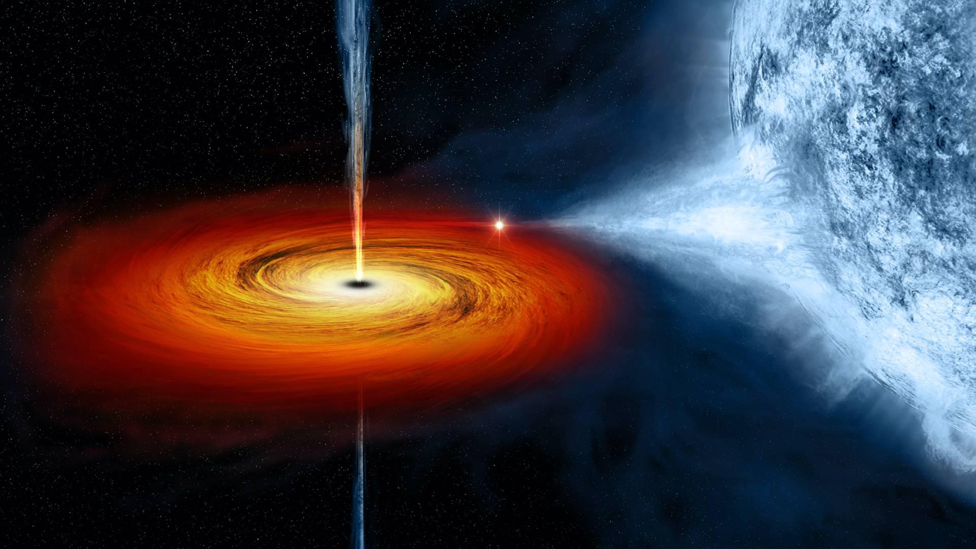 agujero negro