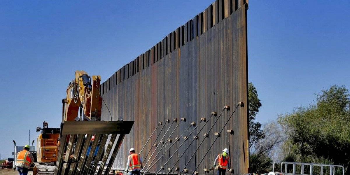 Construcción del muro fronterizo podrá seguir adelante tras fallo judicial