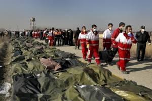 EEUU y Canadá: Irán derribó avión ucraniano