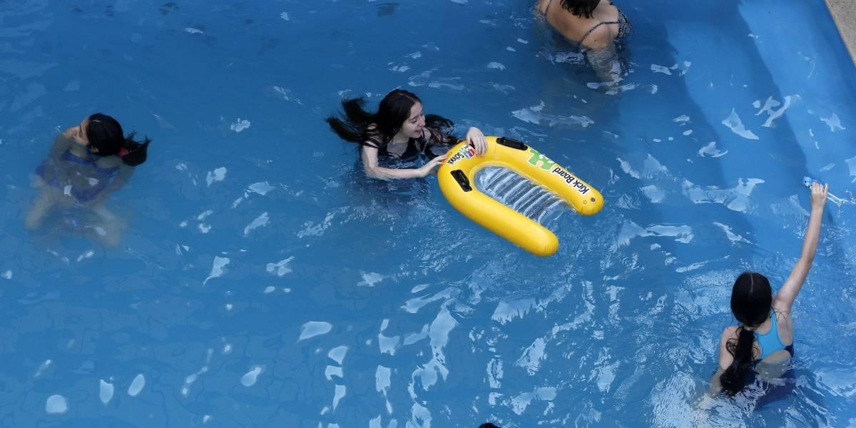Ojo a la hora de comprar flotadores para los niños: Seremi constata deficiencias en el rotulado