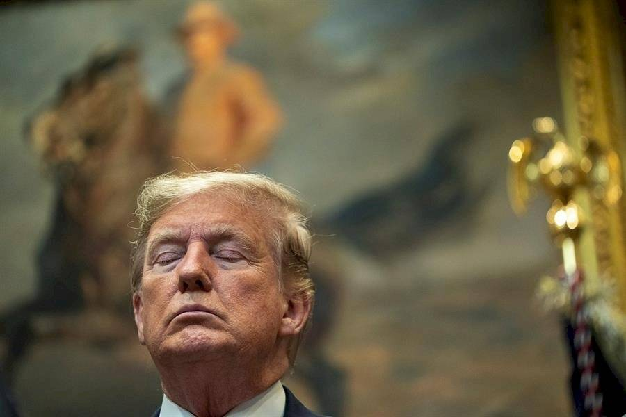 Trump anuncia nuevas políticas ambientales propuestas EFE