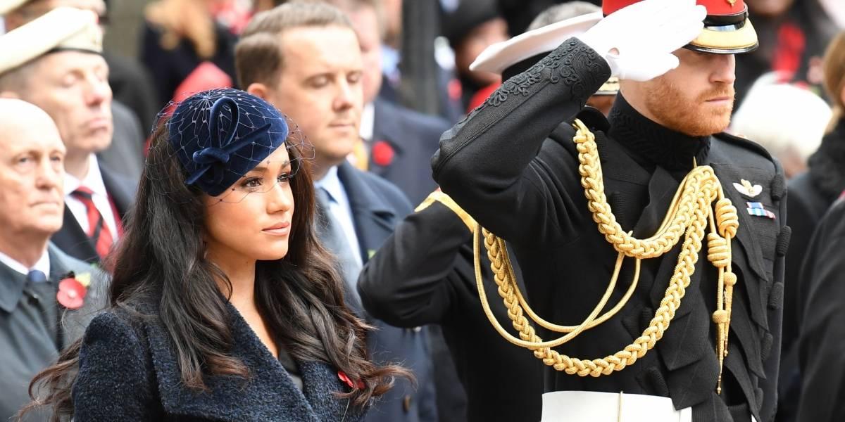 La reacción de la reina Isabel II tras anuncio de Meghan Markle y Harry