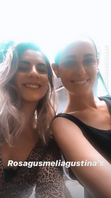 Carmen Zabala y Javiera Díaz de Valdés