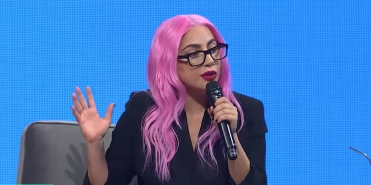 Lady Gaga fue violada cuando tenía 19 años y habló de las secuelas que le dejó este episodio