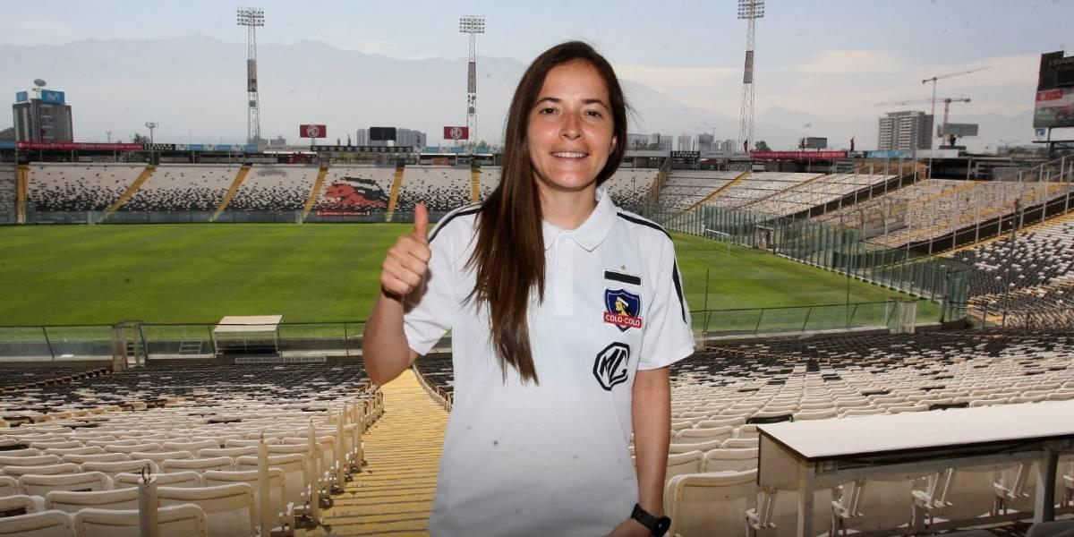 Vanessa Arauz será la entrenadora del equipo femenino de Colo Colo