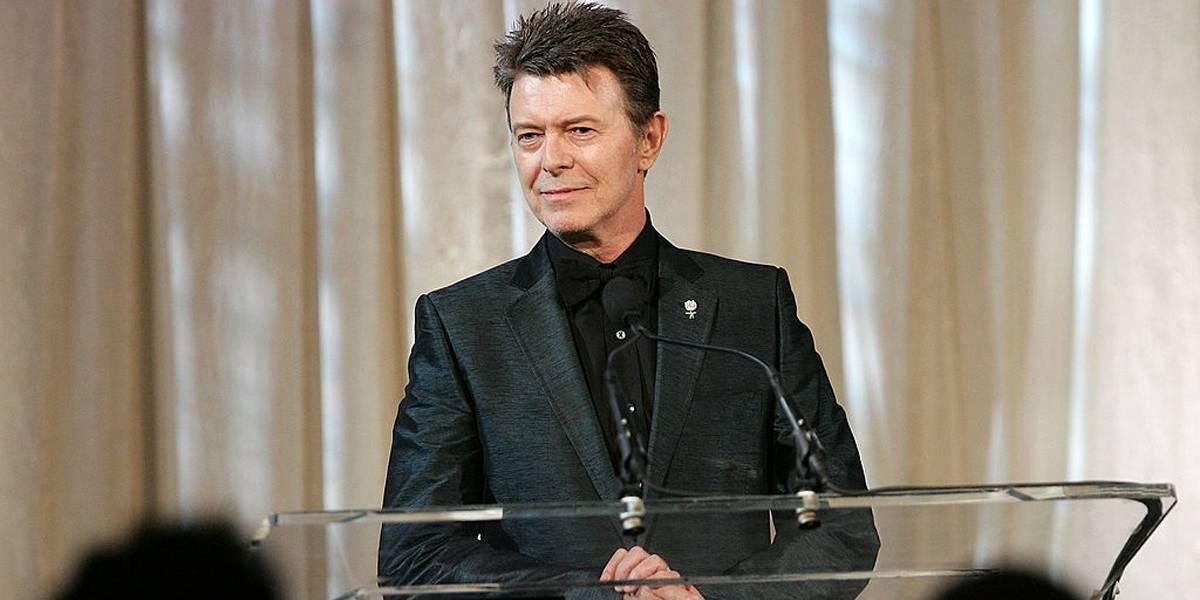 David Bowie: Gravadora anuncia álbuns com versões inéditas