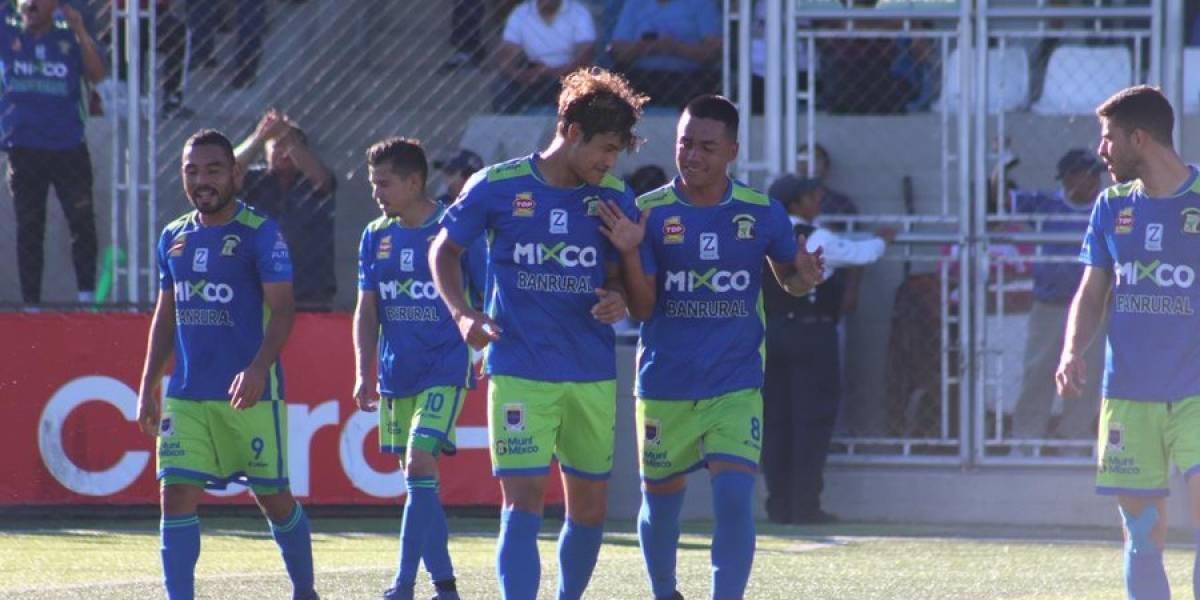 Jugador de Deportivo Mixco es convocado para la selección de El Salvador